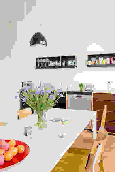 Jan Tenbücken Architekt Cucina moderna