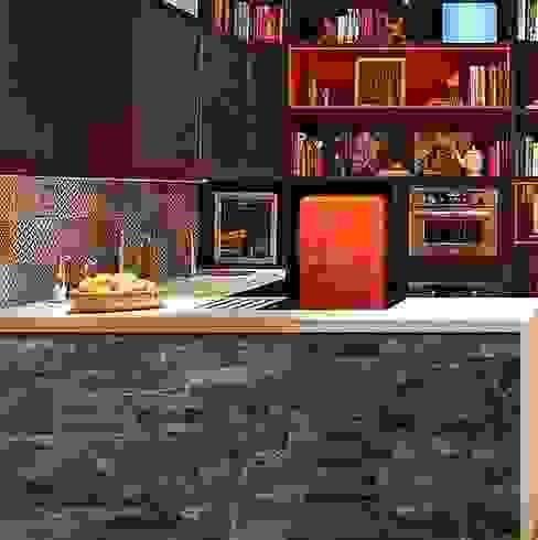 Fotos de Obras Moderne Häuser von Alta calidad en piedras Modern