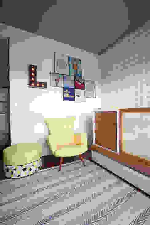 Apartamento Itaim Quarto infantil moderno por Arquitetura Juliana Fabrizzi Moderno