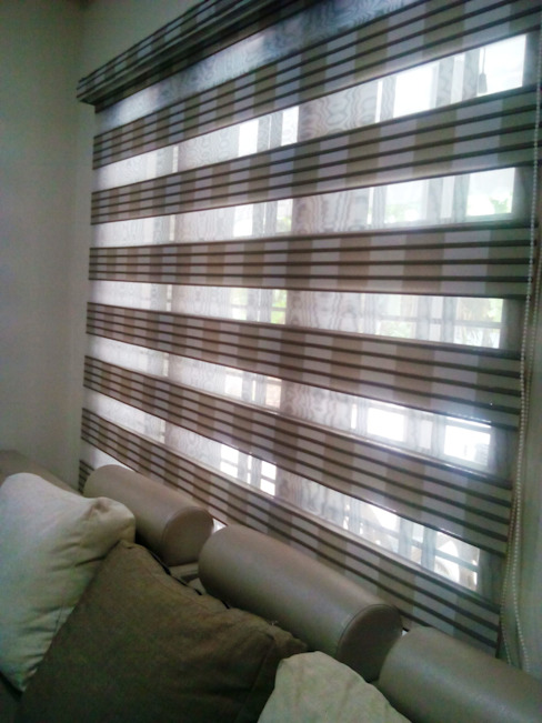de Clinque window blind systems Moderno