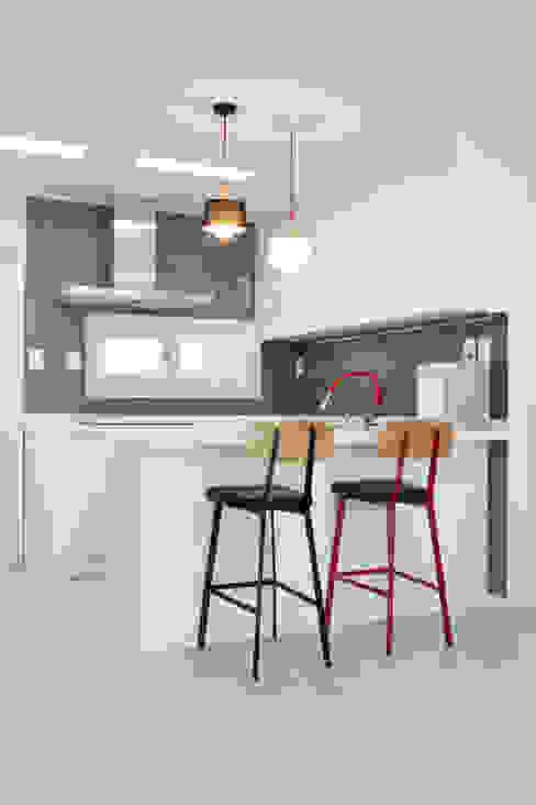 Keuken door 퍼스트애비뉴, Modern