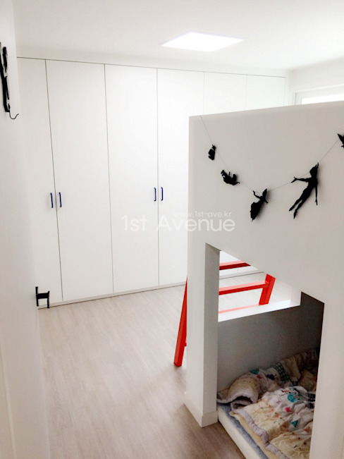 Kinderkamer door 퍼스트애비뉴, Modern