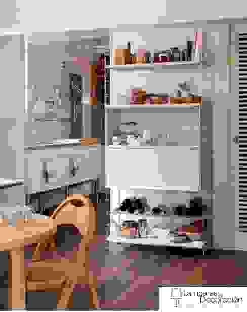 Muebles de Diseño Cocinas de estilo minimalista de LÁMPARAS DE DECORACIÓN Minimalista