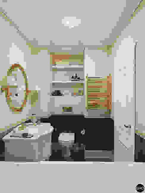 Banheiros  por BRO Design Studio
