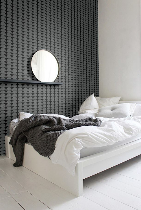 Dormitorios de estilo  por Casa Feten