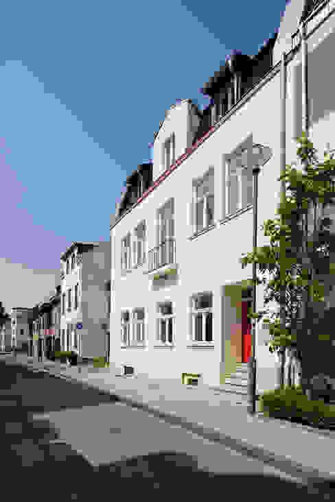 Revitalisierung Haus B. Düsseldorf Klassische Häuser von kg5 architekten Klassisch