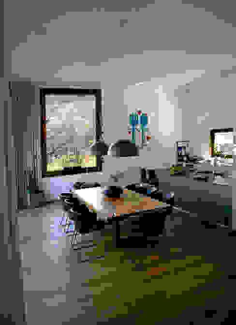 bw1 architekten Кухня