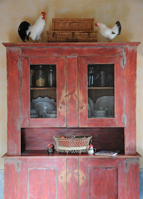 Кухня в стиле кантри от Anna Paghera s.r.l. - Interior Design Кантри