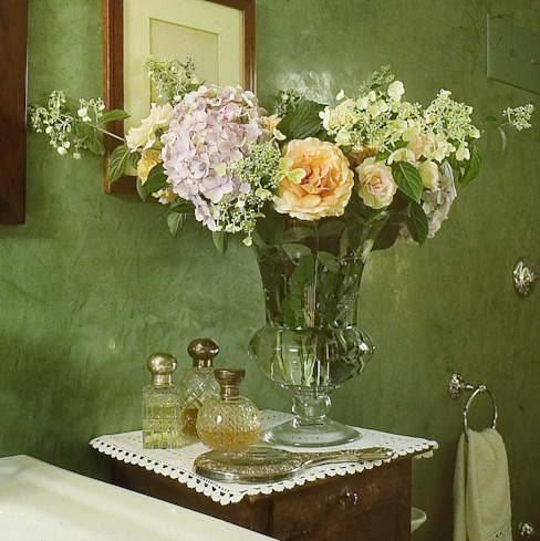 Country style bathroom by Anna Paghera s.r.l. - Interior Design Country