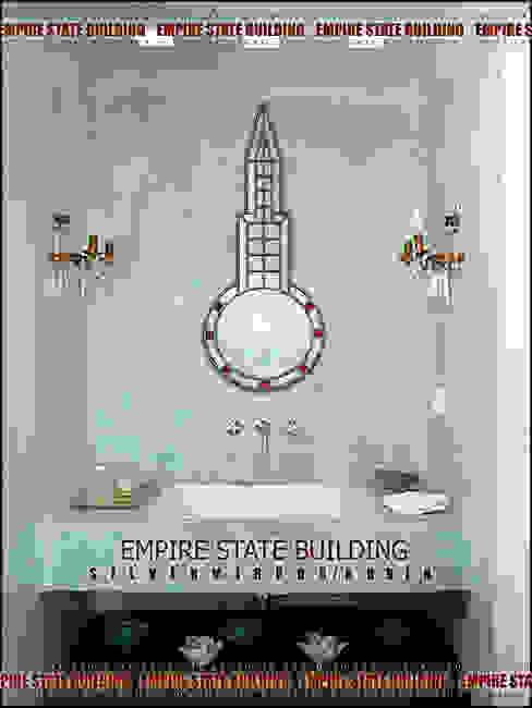 Creative mirror - KAGADATO BathroomMirrors