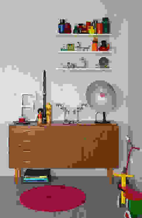 Eklektik Oturma Odası Mighty Vintage Eklektik