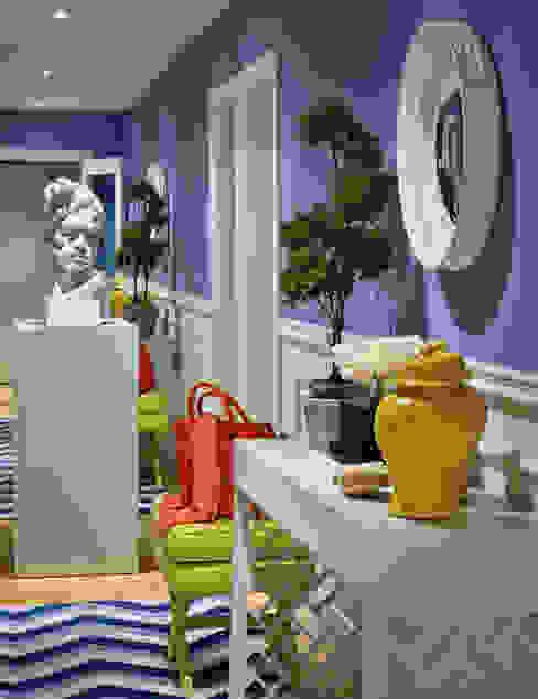 Stripes Corredores, halls e escadas modernos por Prego Sem Estopa by Ana Cordeiro Moderno