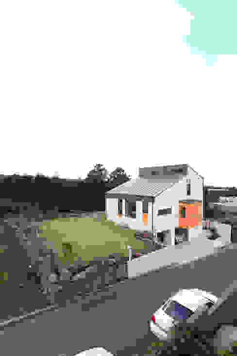 カントリーな 庭 の 주택설계전문 디자인그룹 홈스타일토토 カントリー