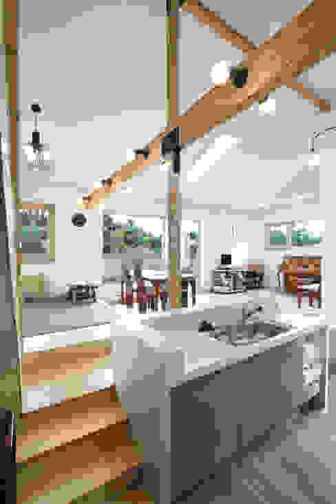 Cocinas modernas de 주택설계전문 디자인그룹 홈스타일토토 Moderno