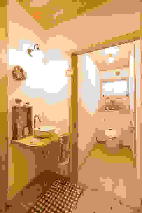 レストルーム オリジナルスタイルの お風呂 の 株式会社粋の家 オリジナル