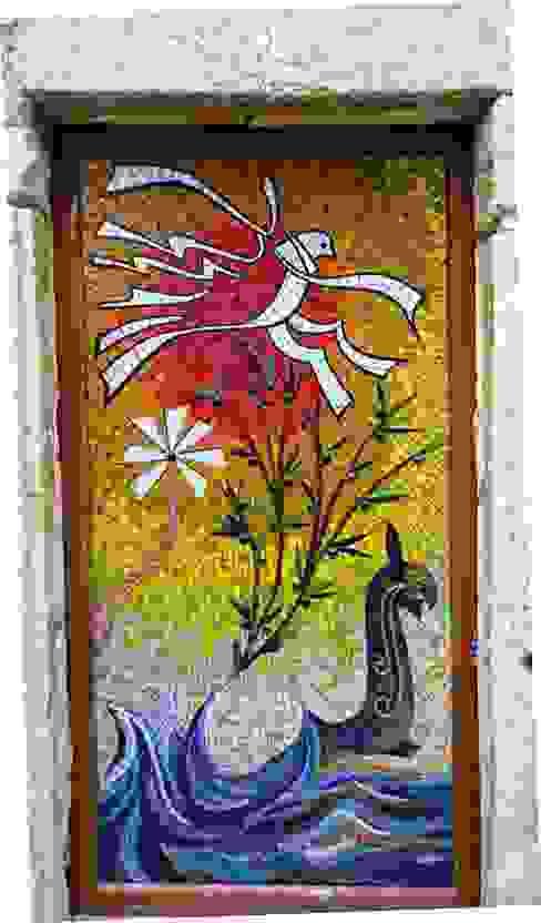 de estilo  de Mozaik Sanat Evi, Mediterráneo
