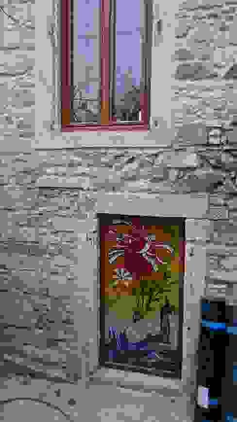 Cam Mozaik Çalışması Mozaik Sanat Evi Akdeniz