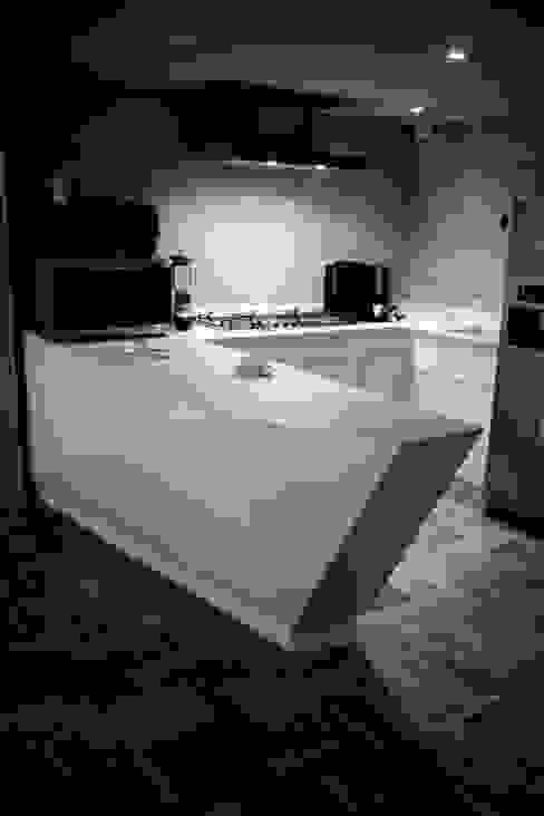 Elías Arquitectura Modern kitchen