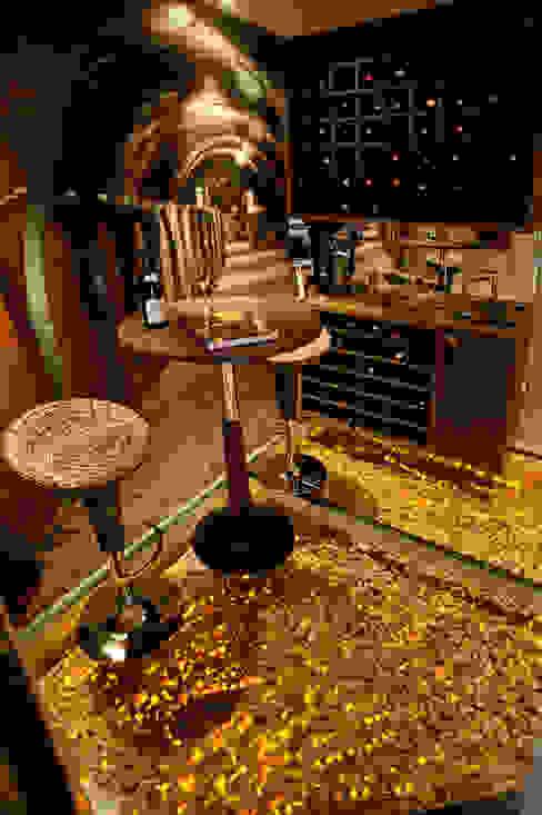 Modern Home Wine Cellar by Paulinho Peres Group Modern