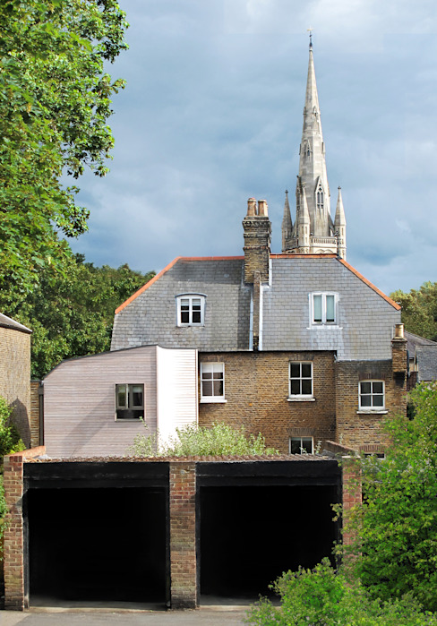 Wistanton Cottage Classic style houses by Simon Gill Architects Classic