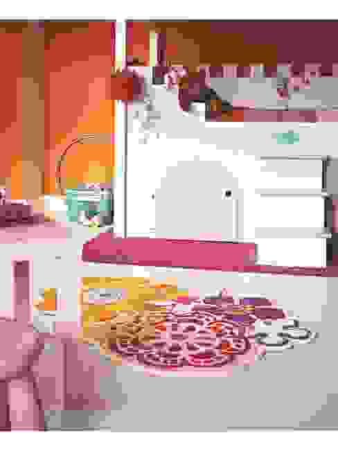Kinderteppich Kids Fleur benuta GmbH KinderzimmerAccessoires und Dekoration Mehrfarbig