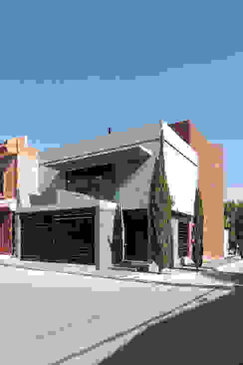 Las Palomas NODO Arquitectura Casas modernas