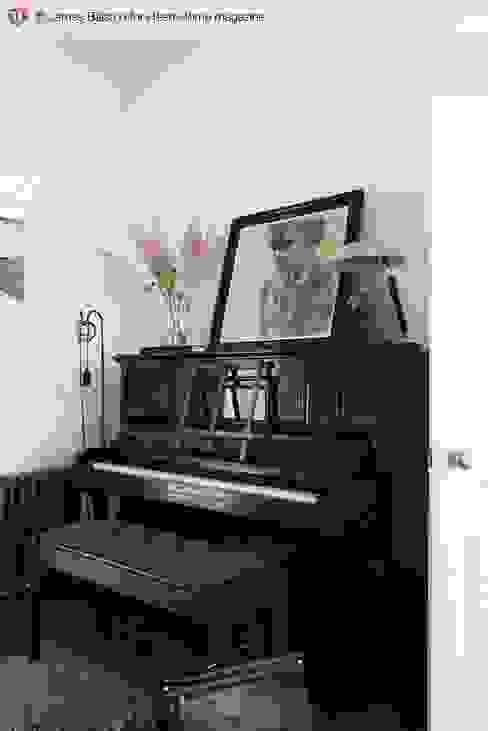 A Victorian Terraced House Klassische Wohnzimmer von Heart Home magazine Klassisch