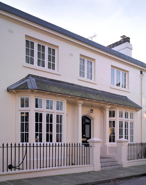 Park Village West Classic style houses by Belsize Architects Classic