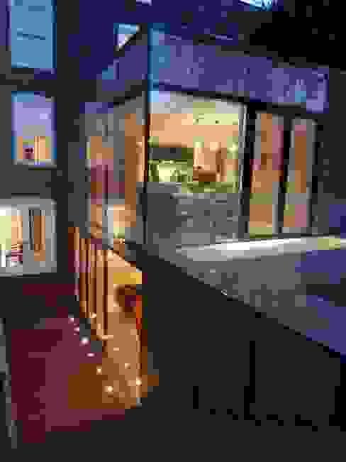 Pond Street Modern houses by Belsize Architects Modern