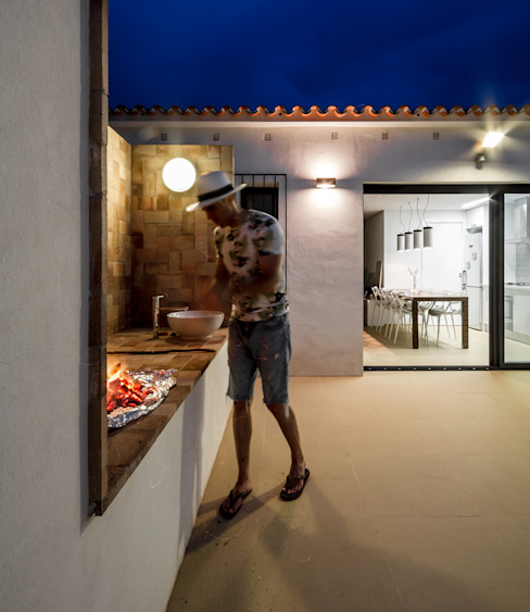 Casas estilo moderno: ideas, arquitectura e imágenes de Selecta HOME Moderno