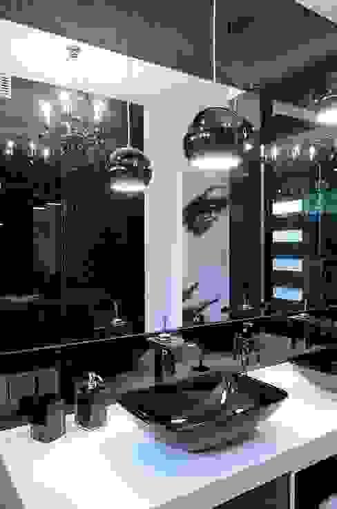 모던스타일 욕실 by ARTEMA PRACOWANIA ARCHITEKTURY WNĘTRZ 모던