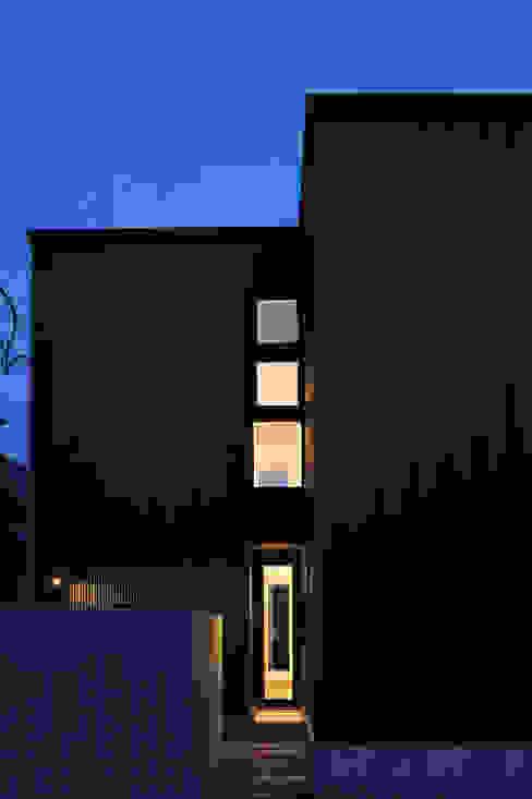 에클레틱 주택 by フクシアンドフクシ建築事務所 에클레틱 (Eclectic)