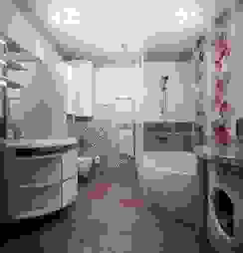 Nowoczesna łazienka od Инна Михайская Nowoczesny