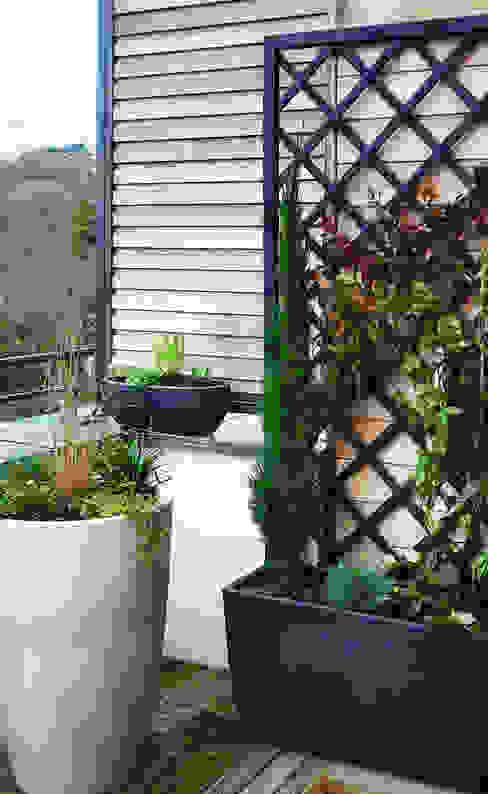 สวน โดย Skéa Designer, มินิมัล ไม้ไผ่ Green