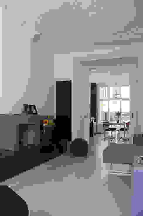 woonzitkamer van Marc Font Freide Architectuur