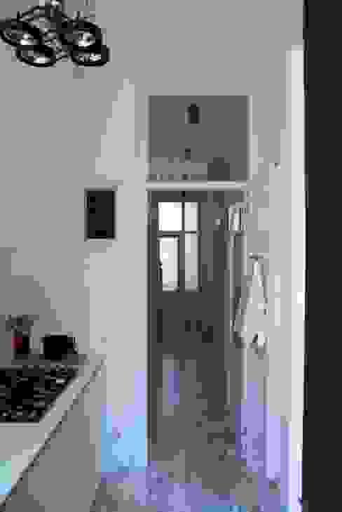 keuken van Marc Font Freide Architectuur