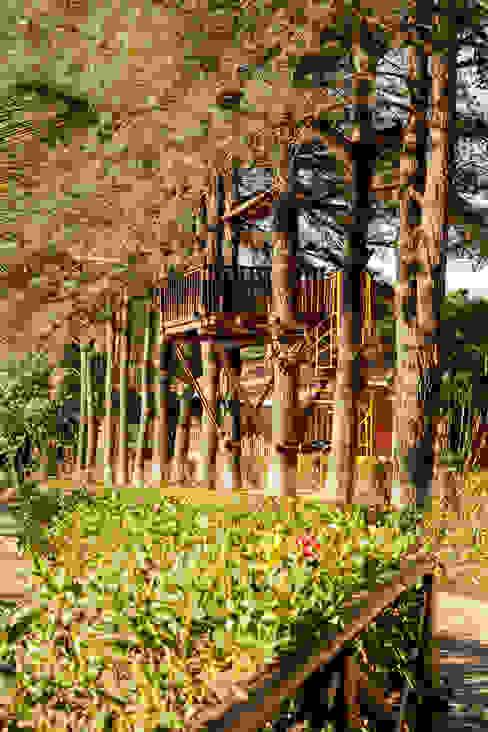 Casas rurales de Cactus Arquitetura e Urbanismo Rural