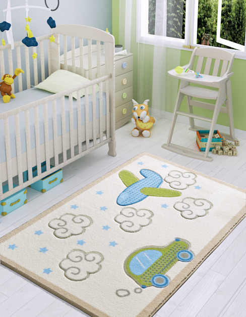 Nursery/kid's room by CONFETTI