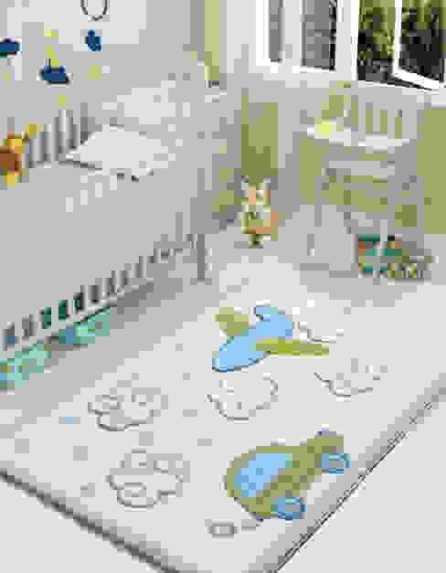 Habitaciones infantiles de estilo  por CONFETTI