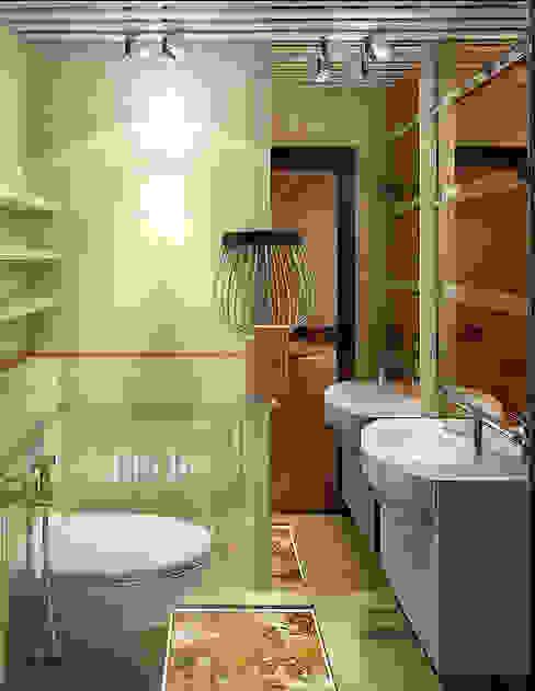 Baños de estilo  por Инна Михайская, Moderno