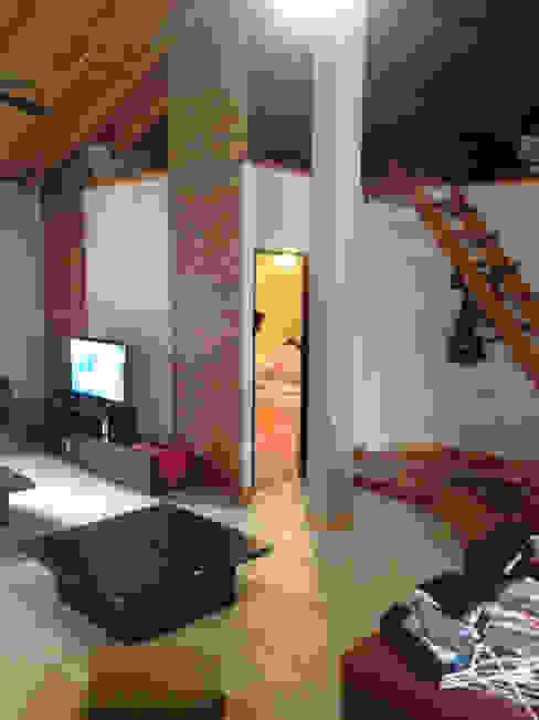 Remodelacion PH / Pent House de Estudio Nicolas Pierry Rústico