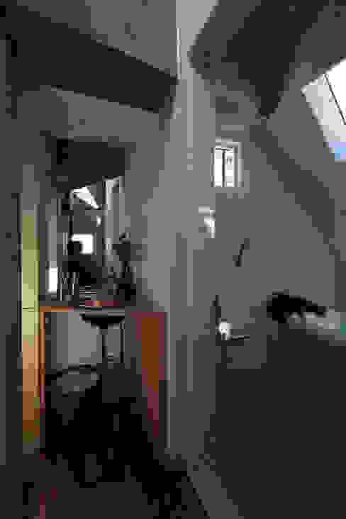 都市のツリーハウス オリジナルスタイルの お風呂 の m-SITE-r オリジナル
