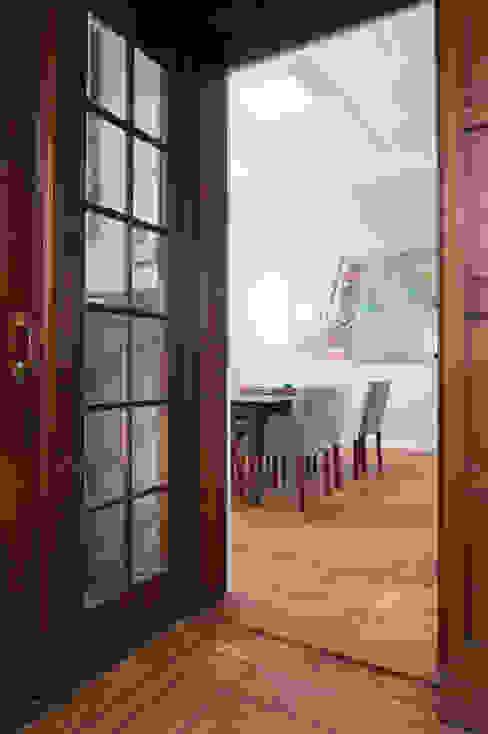 Villa Louise Klassieke studeerkamer van Foto Buro Brabant Klassiek