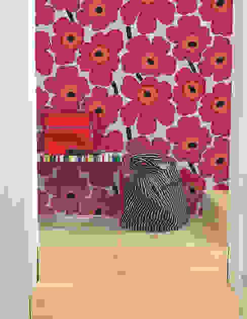 พื้นและกำแพง โดย HannaHome Dekorasyon ,
