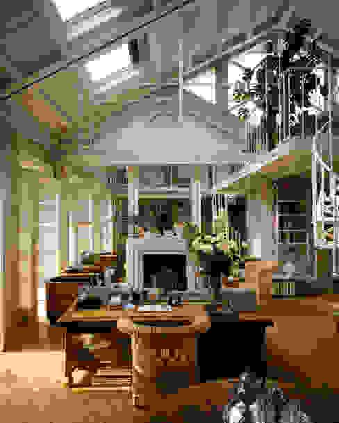Modern living room by VITTORIO GARATTI ARCHITETTO Modern
