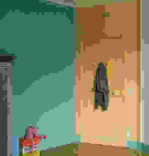 Chambre bicolore claire Tassinari Chambre d'enfant originale