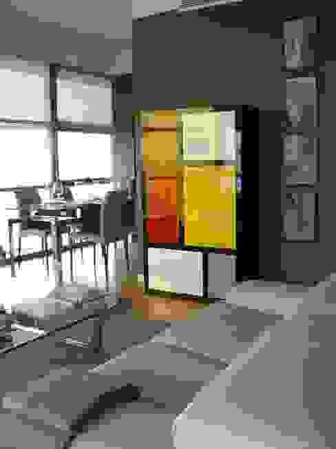 Woermann Moderne Wohnzimmer von Terre Modern