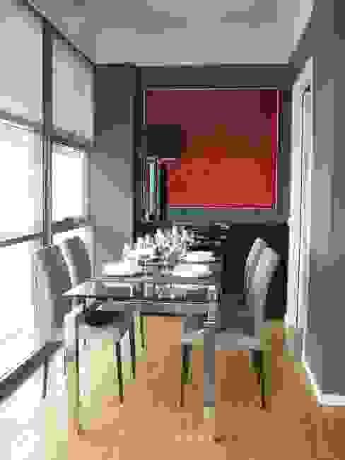 Sala da pranzo moderna di Terre Moderno