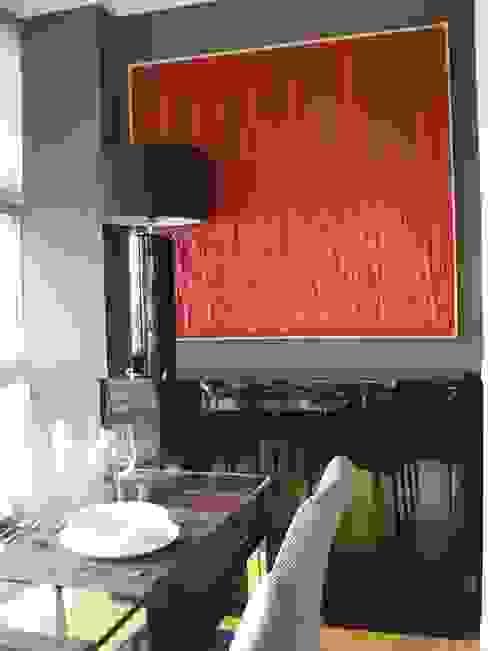 Salas de jantar modernas por Terre Moderno