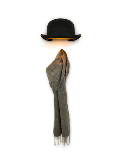 JEEVES Wall Lamp od Jake Phipps Nowoczesny